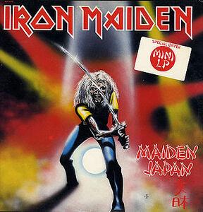 Iron Maiden - Maiden Japan (EP) -1981-