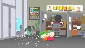 Kyle fight Cartman