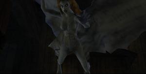 Marishka Bat Creature video game