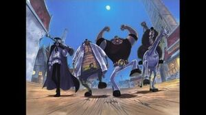 Meet the Blackbeard Pirates English Dubbed