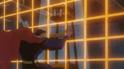 Superman Vs Toyman's Hologram