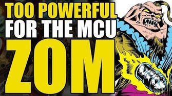 Too Powerful For Marvel Movies Zom Comics Explained