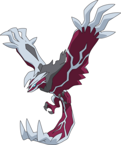Yveltal-Shiny XY anime