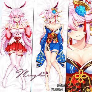 Anime-Honkai-Impact-3-Yae-Sakura-Dakimakura-Hug