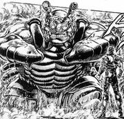 Crab vs Ken