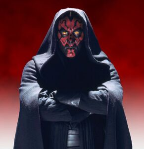 Darth Maul Sith Warrior