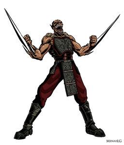 Mortal kombat baraka by menaslg-d8j9abt