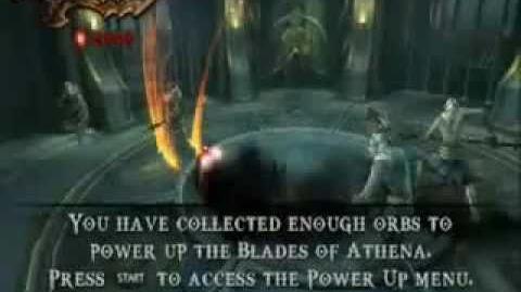PSP God Of War Ghost Of Sparta - Callisto