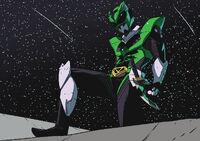 Psycho Green Ranger