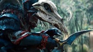 SkekMal Attacks Ordon's Sacrifice The Dark Crystal Age of Resistance