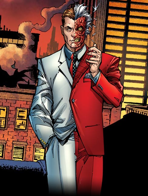 Two Face Dc Villains Wiki Fandom Powered By Wikia