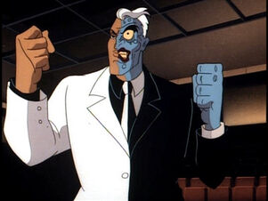 Two-Face (DC Animated Universe) 03