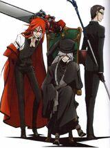 Grim Reapers (Black Butler)