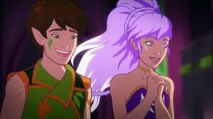 Dragons to Save, Time to be Brave - LEGO Elves - Story Part 2