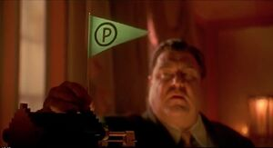 Ocious P. Potter scheming