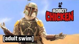 4 Classic Boba Fett Moments Robot Chicken Star Wars Adult Swim