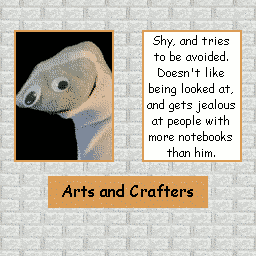 Arts And Crafters Page