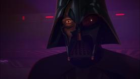 Darth Vader reveal