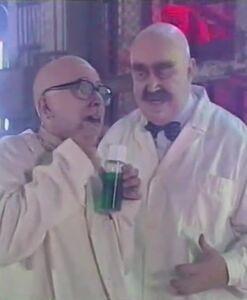 Dr. Gruselglatz & Igor