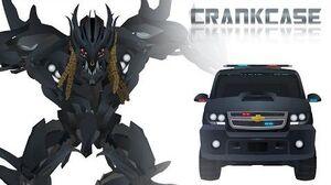 Dreads CRANKCASE Transform Short Flash Transformers Series
