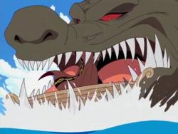 Higuma eaten