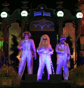 Hitchhiking Ghosts-park