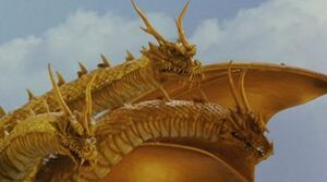 King Ghidorah (Rebirth of Mothra III) 12