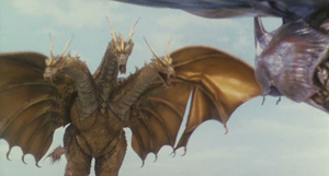 King Ghidorah (Rebirth of Mothra III) 17