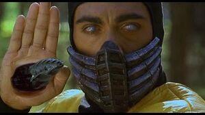 Mortal Kombat - Johnny Cage vs