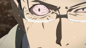 Nobuyuki Sugou eye
