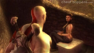 Persephone & Kratos