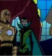 Phobia Earth Teen Titans