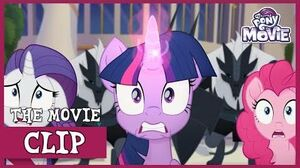 Tempest and The 'Storm Creatures' Invades Canterlot My Little Pony The Movie Full HD