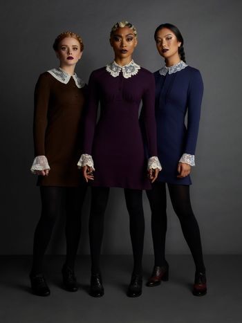 Weird Sisters Agatha 1