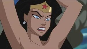 Cooling Down Justice League Unlimited