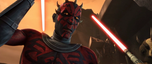 Darth Maul insolence