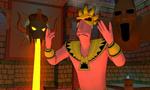 Impostor sun god