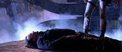 Powell's death