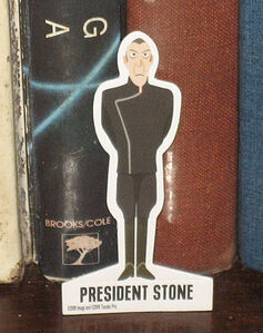 President Stone-(Hanna-Barbera)