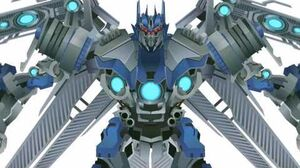 SOUNDWAVE Transform - Short Flash Transformers Series