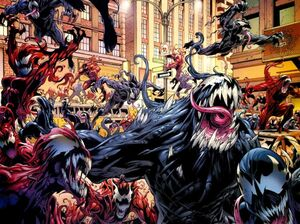 Symbiote invasion