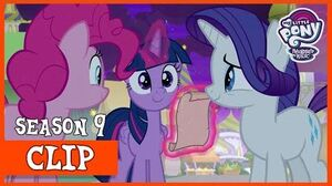 Twilight's Character Growth while Canterlot is in Chaos (The Summer Sun Setback) MLP FiM HD