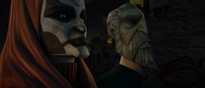 Count Dooku Mother Talzin