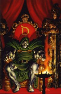 Dr Doom Art