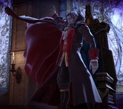 Dracula (Smash Bros)