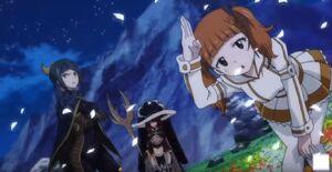 Irene Squad Anime