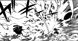 Irene attacks Erza