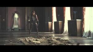Resident Evil Extinction - Tyrant Boss Fight HD