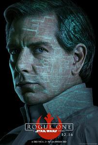 Rogue One Orson Kreenic Poster