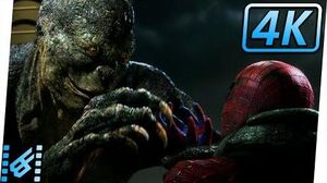 Spider-Man vs Lizard Final Fight The Amazing Spider-Man (2012) Movie Clip